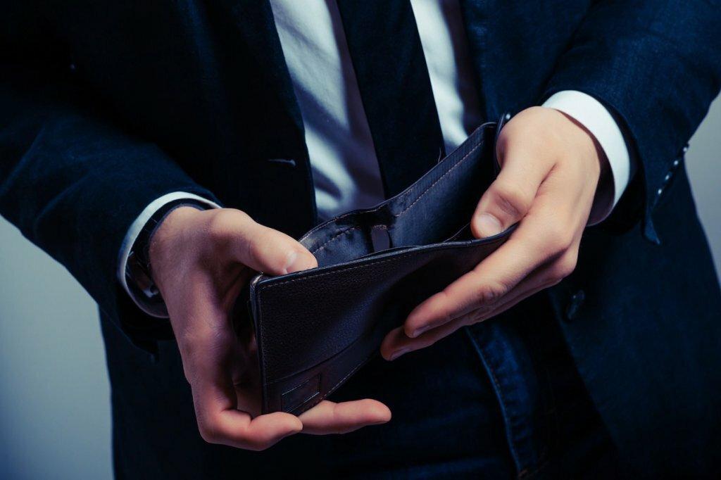 Количество банкротств россиян увеличилось на 62 % из-за ИП