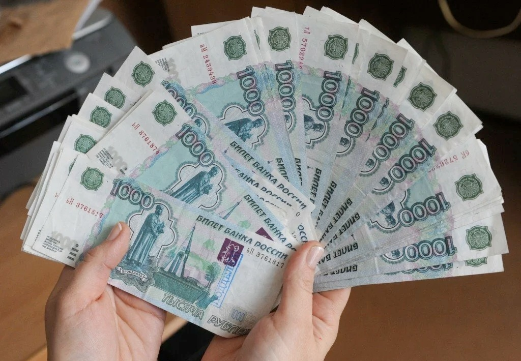 Названа сумма, которую жители РФ отдают на кредиты