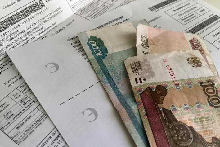 Россиян снова будут штрафовать за неуплату ЖКУ